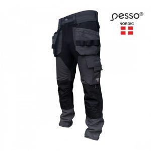 darbo-kelnes-pesso-titan-flexpro-125p-pilkos