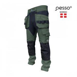 darbo-kelnes-pesso-titan-flexpro-125z-chaki